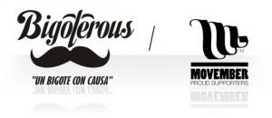 Bigoteurus. Campaña colaborativa prevención cáncer próstata.