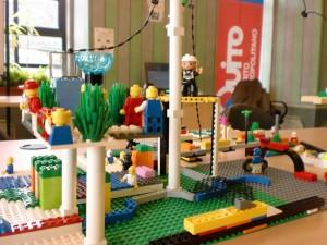 Lego Serious Play en Quito. Paco Prieto