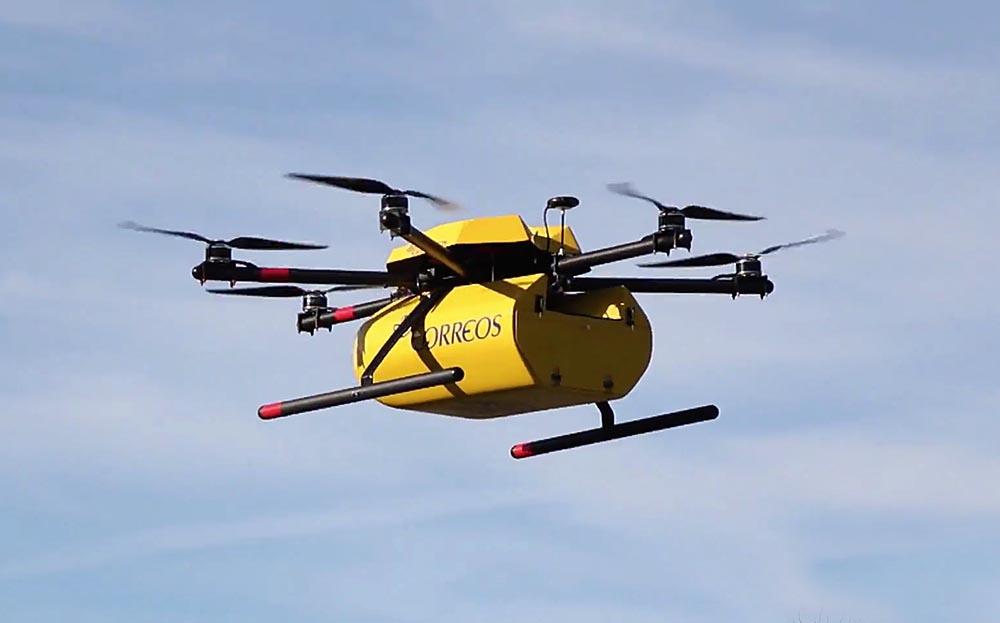 Dron Correos
