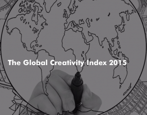 Global Creativity Index 2015