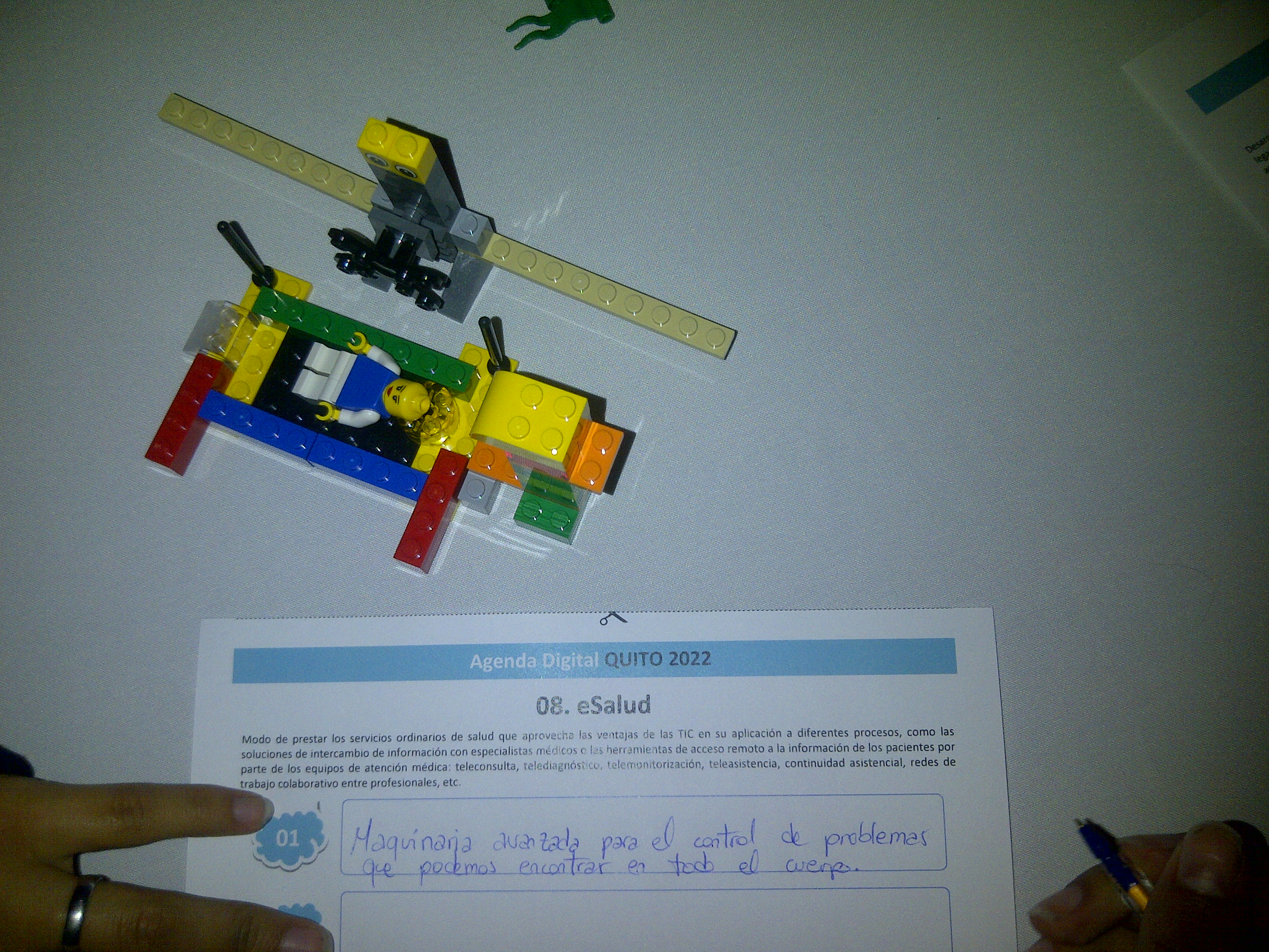 Jóvenes construyen Quito Digital 2022
