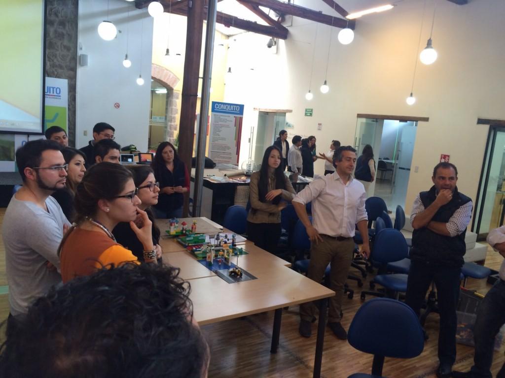 Conquito. Design Thinking Paco Prieto