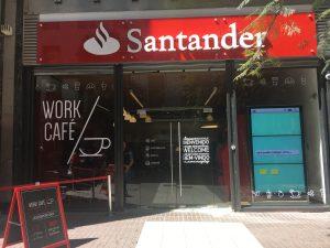 Banco Santander Coworking