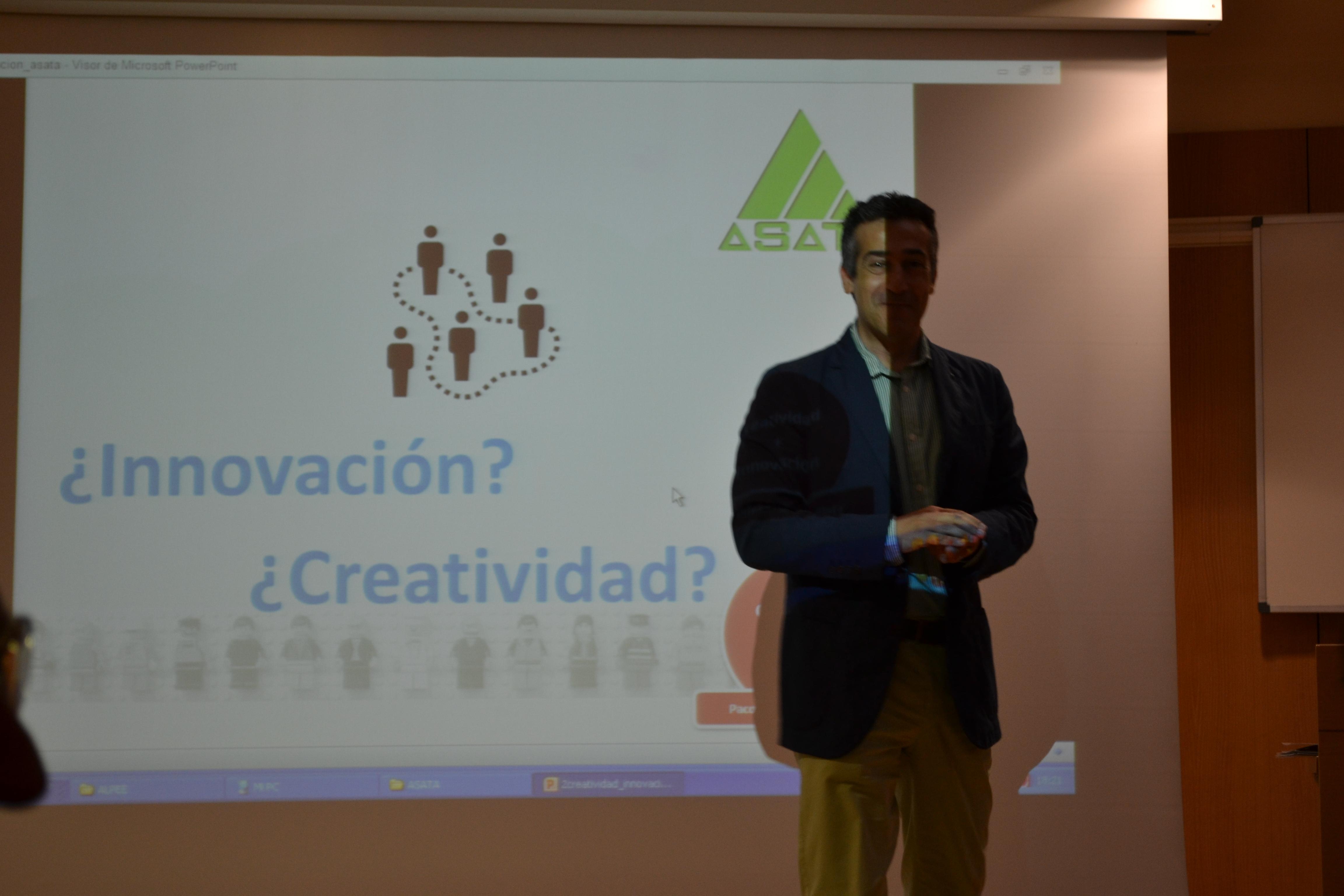 Taller ASATA - Creatividad e Innovación. Paco Prieto