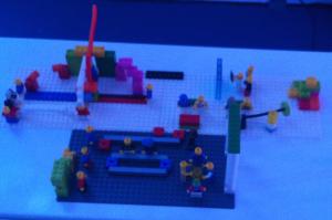 Lego View Jonathan Reichental