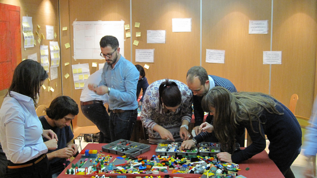 LegoSeriousPlay_ideas