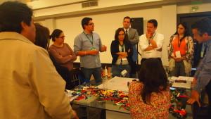Lego Serious Play Paco Prieto