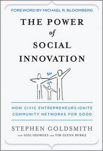 Power Of Social Innovation. Stephen Goldsmith