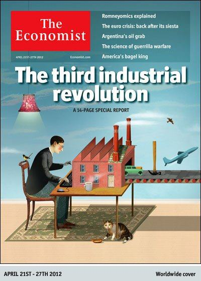 The-Economist-Third-Industrial-Revolution