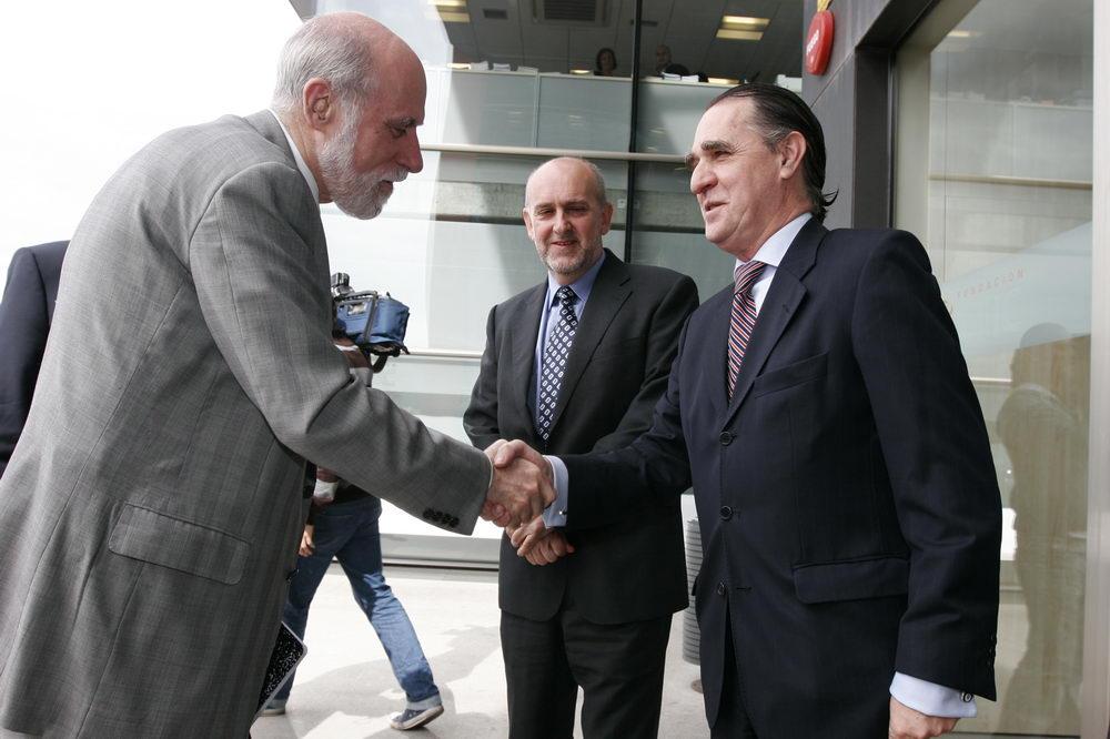 Bienvenida del Presidente de la Fundación CTIC