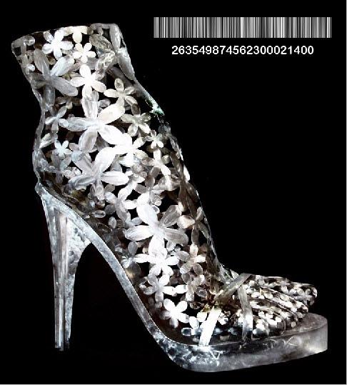 digital shoe