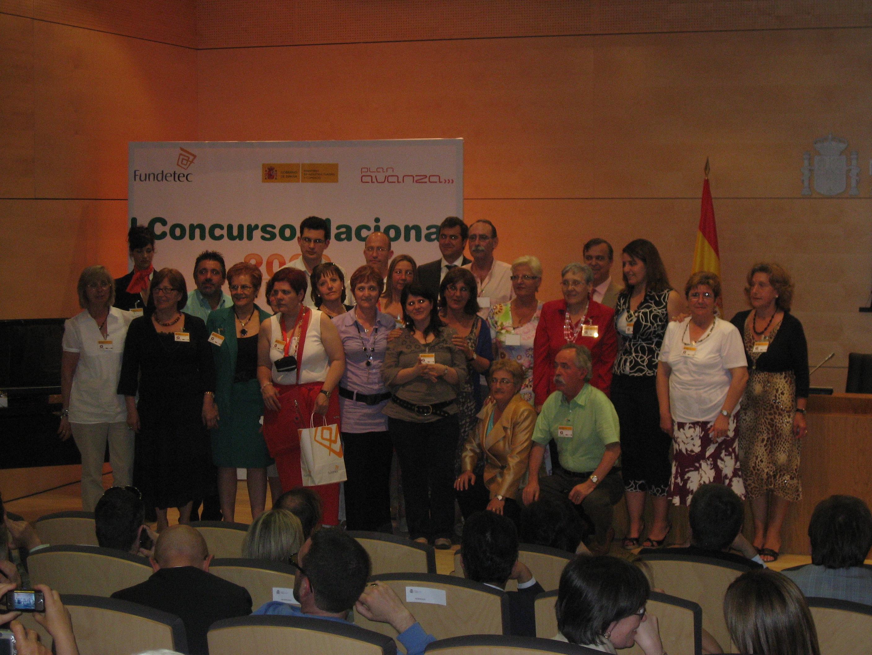 Entrega Premios Mayores con Iniciativa Junio 2009