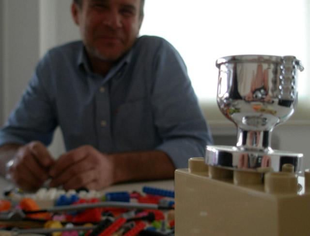 Paco Prieto Lego Serious Play