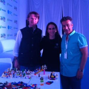 Gracias a Santiago Peralta y Carla Barboto por concederme LegoView sobre PACARI