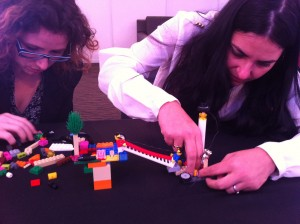 Legoview: construyendo diferentes conceptos en la conversación
