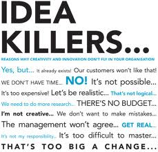 ideas killers