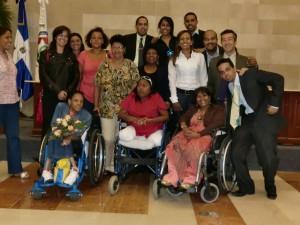 Panelistas Buenas Prácticas TICs y Mujer, Rep. Dominicana.